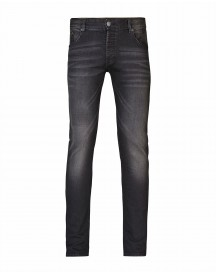 Heren Skinny Tapered Stretch Jeans afbeelding