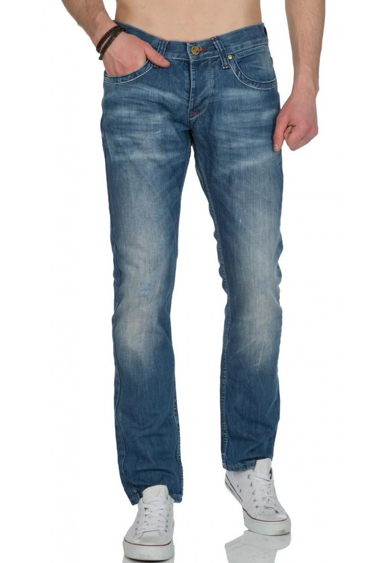 Image Race Denim Riedy Spijkerbroek Blue