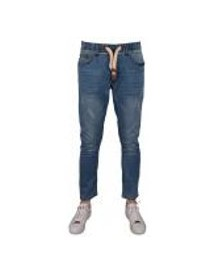 Biaggio Jeans Damias Jogg Jeans Blauw afbeelding