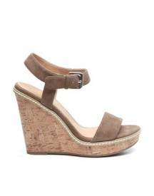 Invito - Taupe Heelsandals afbeelding