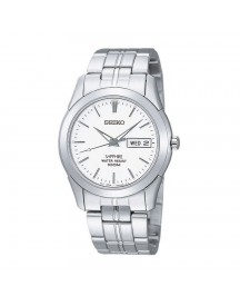 Seiko Horlogeband 7n43-0ar0-sgg713p1 / Sgg715p1 / Sgg717p1 Staal Zilver 20mm afbeelding