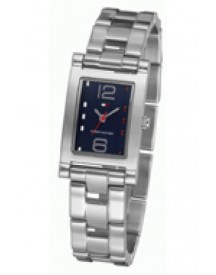 Tommy Hilfiger Horlogeband Th-45-3-14-0700 - Th679000899 / 1780752 Staal Zilver 15mm afbeelding