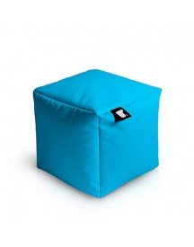 Extreme Lounging B-box Poef - Turquoise afbeelding