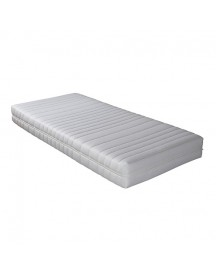 Quality Of Sleep Matras Cannes Power Pocketveer Wit - 180x200 Cm afbeelding