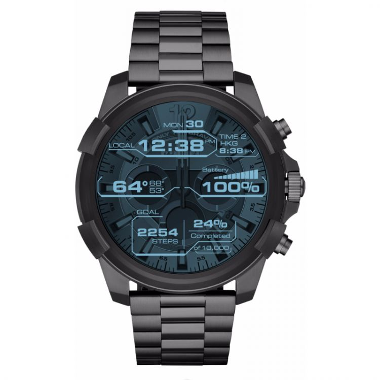 Image Diesel On Smartwatch Dzt2004