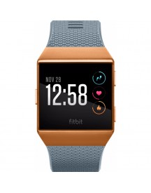 Fitbit Ionic Slate Blue & Burnt Orange afbeelding