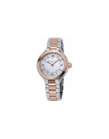 Frederique Constant Horological Delight Hybrid Wit/rose Goud afbeelding