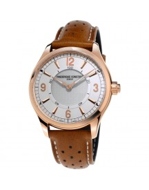 Frederique Constant Horological Wit/bruin afbeelding