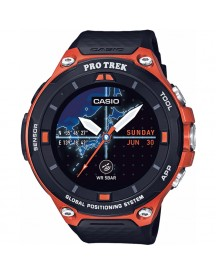 Casio Pro Trek Smart Outdoor Oranje afbeelding