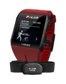 Polar V800 Red Hr afbeelding