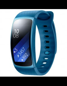 Samsung Gear Fit2 Blue - L afbeelding