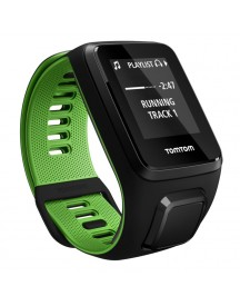 Tomtom Runner 3 Cardio + Music Black/green - S afbeelding