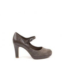 Clarks - Taupe Pumps afbeelding