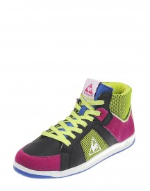 Le Coq Sportif Toulouse Mid Dames Sneakers afbeelding