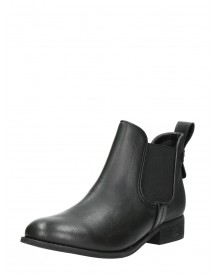 Visions Dames Chelsea Boots Plat afbeelding