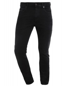 7 For All Mankind Chad Jeans Tapered Fit Black afbeelding