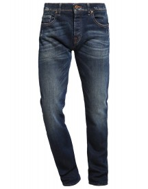 7 For All Mankind Chad Straight Leg Jeans Blue afbeelding