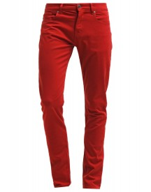 7 For All Mankind Chad Straight Leg Jeans Red afbeelding