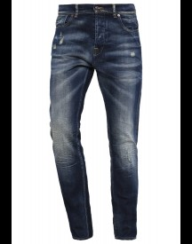 7 For All Mankind Larry Slim Fit Jeans Blue afbeelding