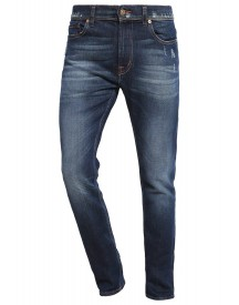7 For All Mankind Ronnie Jeans Tapered Fit Blue afbeelding