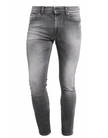 7 For All Mankind Ronnie Jeans Tapered Fit Grey afbeelding