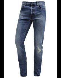 7 For All Mankind Ronnie Slim Fit Jeans Norwalk Blue afbeelding
