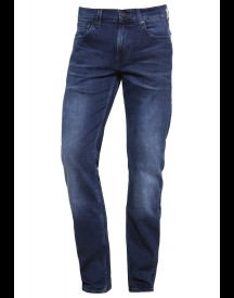 7 For All Mankind Slim Fit Jeans Dark Blue afbeelding