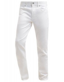 7 For All Mankind Slimmy Slim Fit Jeans Rinsed White afbeelding