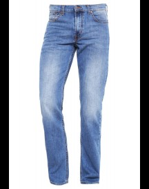 7 For All Mankind Slimmy Straight Leg Jeans Blue afbeelding