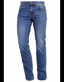 7 For All Mankind Straight Leg Jeans Blue afbeelding