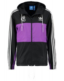 Adidas Originals Trainingsjack Black/raypur afbeelding