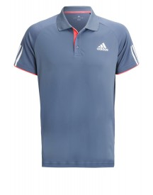Adidas Performance Club Sportshirt Blue afbeelding