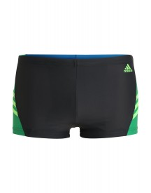 Adidas Performance Inspiration Zwembroek Black/green/blue afbeelding