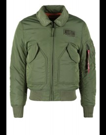 Alpha Industries Bomberjacks Sage Green afbeelding