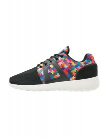 Asfvlt Super Tech Sneakers Laag Black/multicolor afbeelding