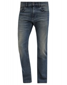 Boss Green Maine Straight Leg Jeans Open Blue afbeelding