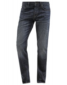 Boss Orange Straight Leg Jeans Navy afbeelding