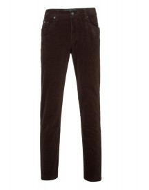 Brax Cooper Fancy Pantalon Brown afbeelding