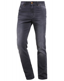 Bugatti Flexcity Straight Leg Jeans Light Grey Denim afbeelding
