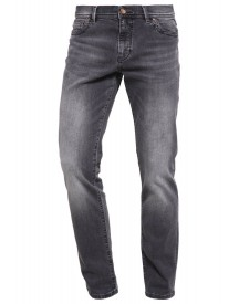 Bugatti Madrid Straight Leg Jeans Grey Denim afbeelding