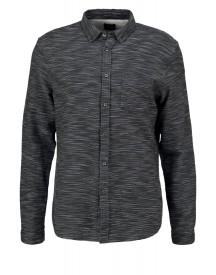 Burton Menswear London Casual Overhemd Black afbeelding