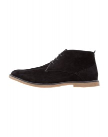 Burton Menswear London Harker Veterschoenen Black afbeelding