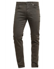 Burton Menswear London Slim Fit Jeans Darkgreen afbeelding