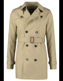 Burton Menswear London Stone Trenchcoat Natural afbeelding