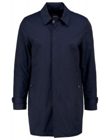 Burton Menswear London Trenchcoat Navy afbeelding