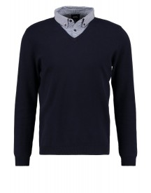 Burton Menswear London Trui Dark Blue afbeelding