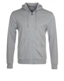 Calida Remix Basic Sweatvesten Silver Cloud Mel afbeelding