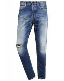 Calvin Klein Jeans Taper Jeans Tapered Fit Blue Denim afbeelding