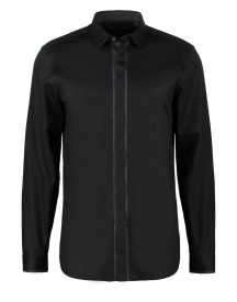 Calvin Klein Wallace Tailored Fit Casual Overhemd Perfect Black afbeelding