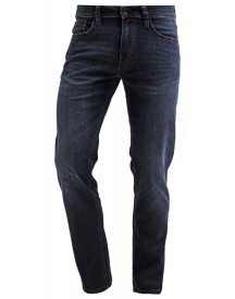 Camel Active Straight Leg Jeans Darkblue Denim afbeelding